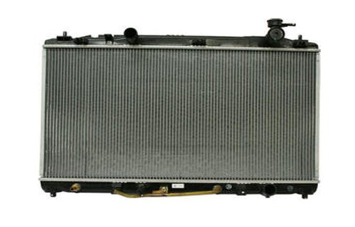 Toyota Camry Japan Built 3.5L V6 Replacement Radiator With Automatic Transmission