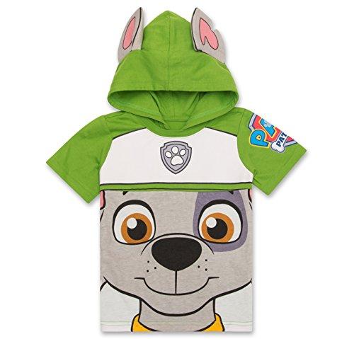 nickelodeon paw patrol hooded shirt - Christmas Shirts For Boys