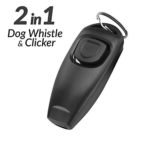 Eadair Dog Clickers For Training And Dog Whistles That Makes Dogs Come To...