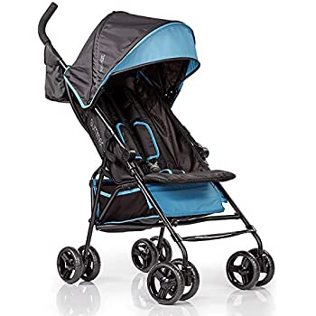 Amazon Com Summer 3dmini Convenience Stroller Blue