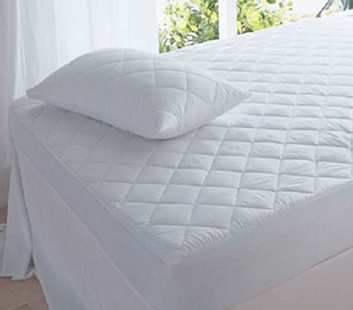 4 X Quilted Pillow Protectors By *Textile.Plus*