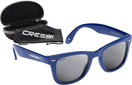 Unisex 100 Gafas Adulto azul Cressi Premium UV de claro Protección Sol Polarizadas gris gIq84wS