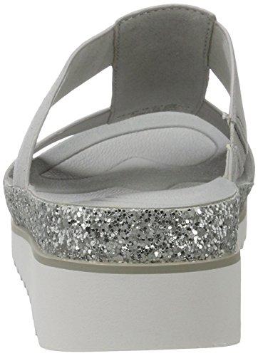 Gabor Dames Mode 63.72 Mules Grijs (steen (glitter) 19)