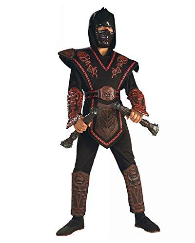 Deluxe Red Skull Ninja Child (Red Ninja Mortal Kombat)