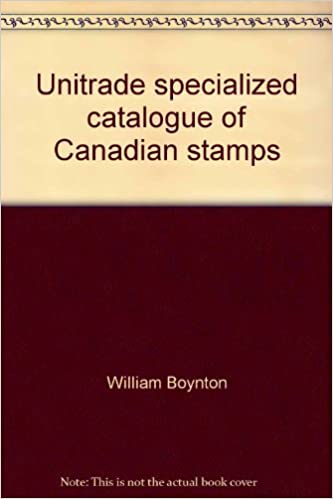 Unitrade specialized catalogue of Canadian stamps: Amazon co