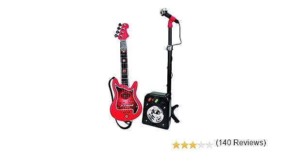 Reig 662208 - Guitarra -Micro-Bafle Electrónico Flash (surtido ...