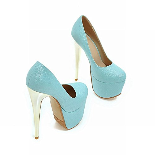 Heels Dolce Azzurro Affascinante MissSaSa Donna Scarpe High UwngZEZxq