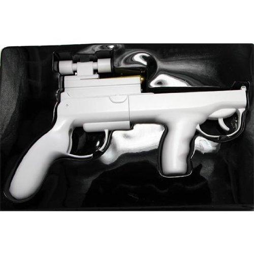 Nintendo Wii Compatible Multifunction Laser Sight Light Gun