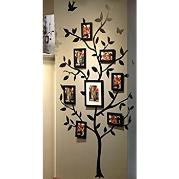 Philip Whitney Tree Of Life Wall Decal 65pc Reusable Wall Decal Accents.  Assembles To Part 90