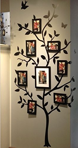 Attractive Philip Whitney Tree Of Life Wall Decal 65pc Reusable Wall Decal Accents.  Assembles To