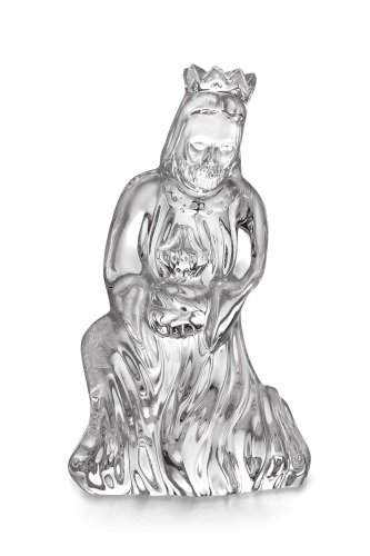 Waterford Crystal Melchior Nativity - Waterford Figurines Nativity