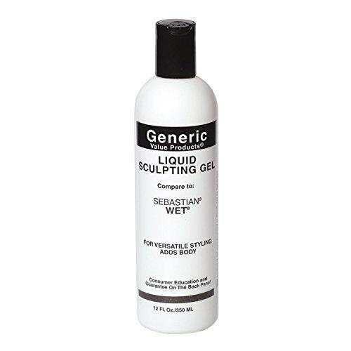 Generic Value Products Liquid Sculpting Gel Compare to Sebastian Wet