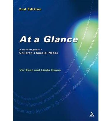 At a Glance: A Practical Guide to Children's Special Needs (Paperback) - Common pdf