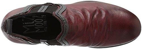 Miz Mooz Women's Scooter Slip-On Loafer Red 4E3UyQOE