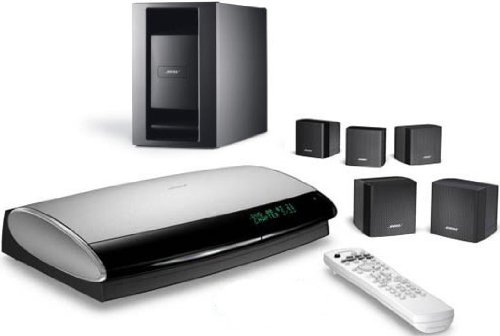 ack Series III DVD Home Entertainment System ()