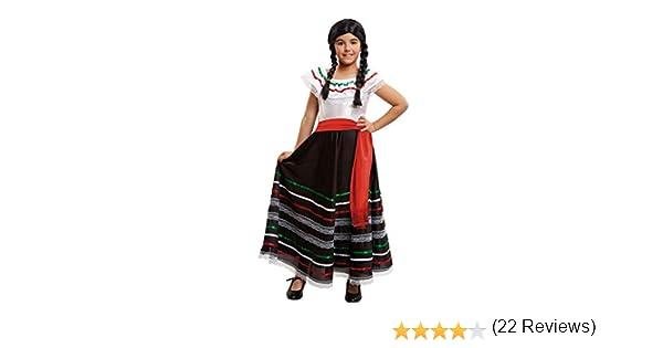 My Other Me Me-203322 Disfraz de mejicana para niña, 10-12 años ...