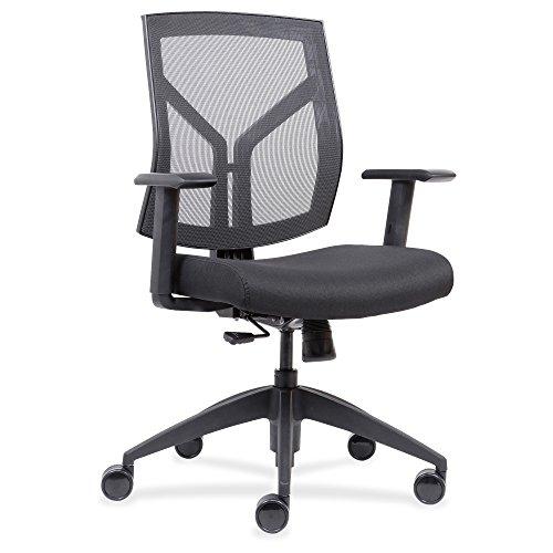 Lorell 83111 USA Seating Vevo Chair, 45
