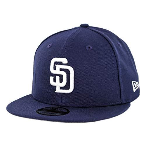 New Era 950 San Diego Padres 50th Anniversary Snapback Hat (LNV) Men's Cap