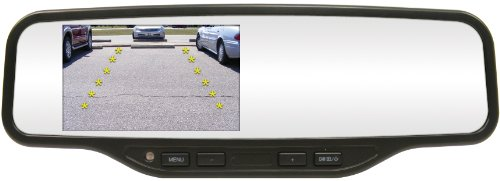 Rostra 250-8072 RearSight 4.3-Inch TFT LCD Rear View Mirr...