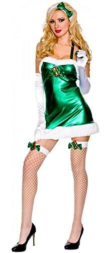 Ms. Elf Adult Costume - Medium/Large