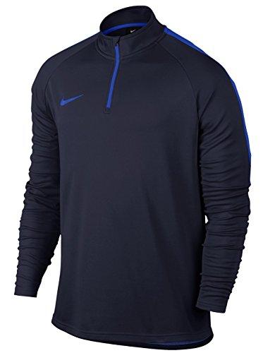 hyper acdmy à bleu royal Shirt Homme T coutil Nike Longues NK Manches Dry obsidian T7Zxqw1U