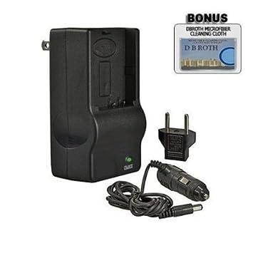 Amazon.com: Sustitución rápida Cargador de batería (Incluye ...