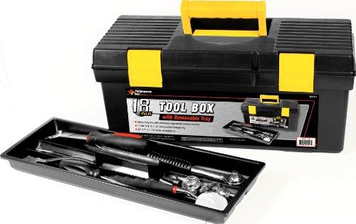 (Performance Tool W54017 Tool Box, 18