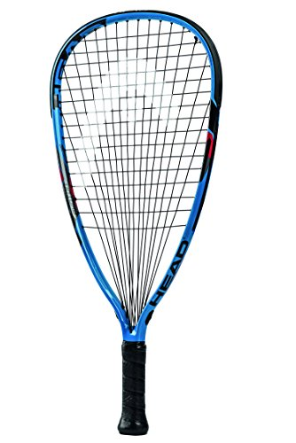 HEAD Unisex's Photon Racquetball Racket, Blue/Black