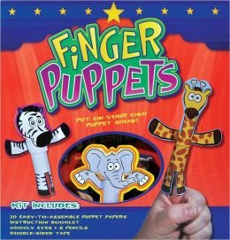 Finger Puppet Kit (Finger Kit Puppet)