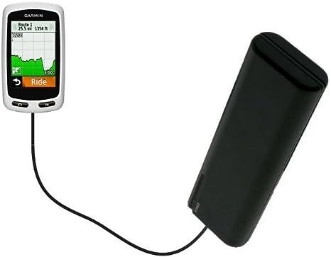 Cargador de Batería de Emergencia AA Portátil para el Garmin Edge ...