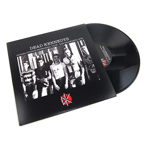 Dead Kennedys: Iguana Studios Rehearsal Sessions Vinyl LP (Record Store Day) (Give Me Convenience Or Give Me Death)