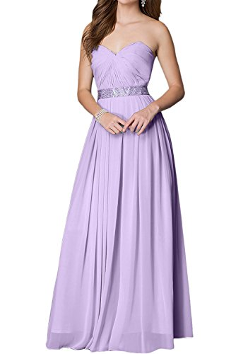Topkleider - Vestido - trapecio - para mujer Lilac