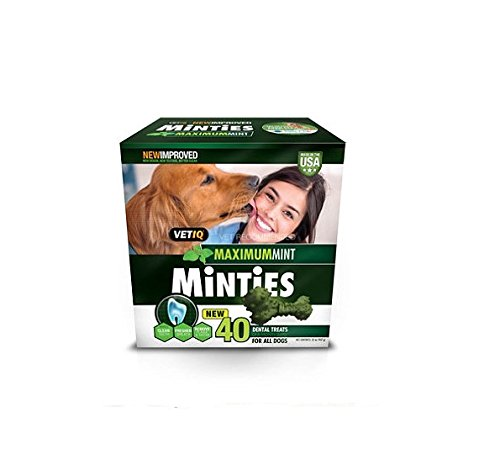 Minties Dental Dog Treats (40 - Shopping Mays Landing