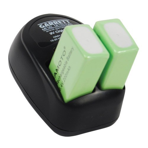 (Garett Metal Detector Recharge Battery Kit)