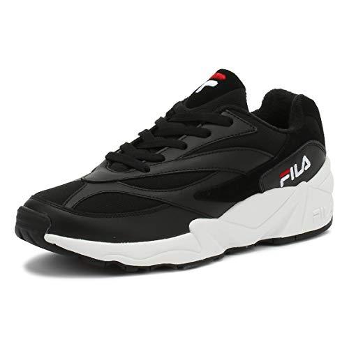Heritage Low Scarpe Nero Vintage Sneakers Venom Fila Urban Alta Black 1010255 Uomo 6xwdXwqSz
