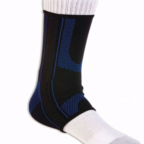 Physical Therapy Aids 081576602 Pro-TEC Gel-Force Ankle Support Small