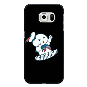Simple Design Ghostbusters Phone Case Cover for Samsung Galaxy S6 Edge Ghostbusters Fashionable