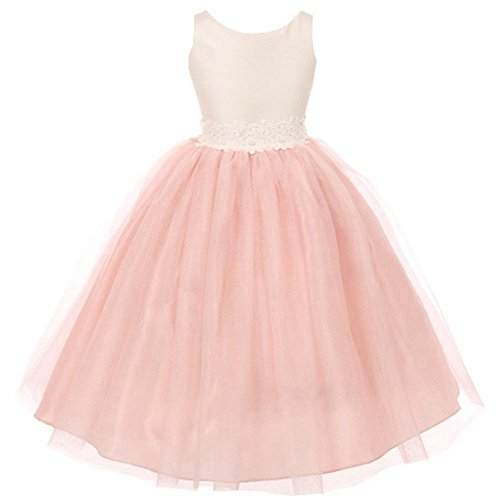 Beautiful Flower Girl Dress - 3