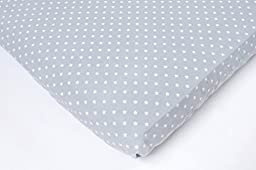 Luxurious Safe and Soft Waterproof Crib Mattress Cotton Pad/Cover/Protector - HighFive Easy