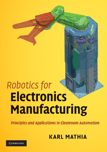 Robotics For Electronics Manufacturing  Principles And Applications In Cleanroom Automation