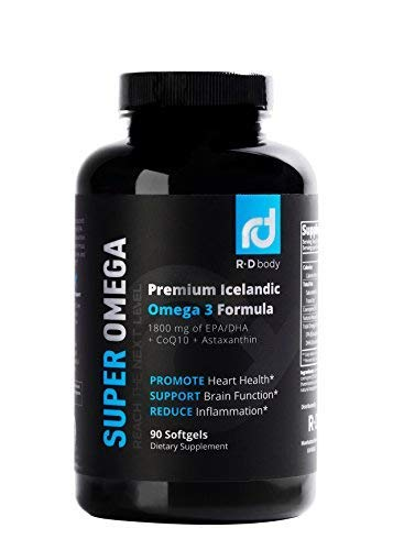 Omega Pills Triple Strength Body product image