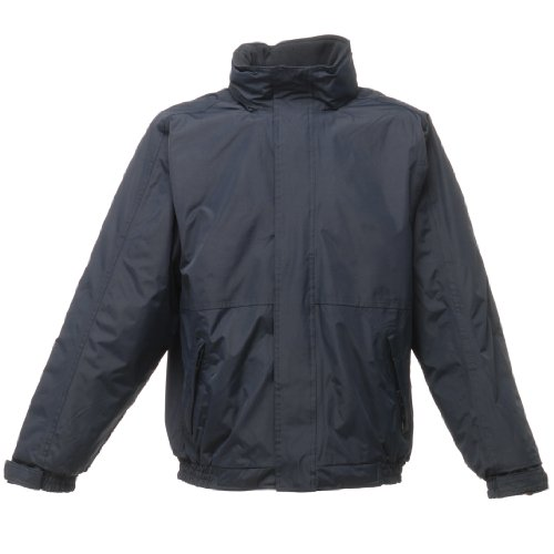 - Regatta Dover Waterproof Windproof Jacket (Thermo-Guard Insulation) (XXL) (Navy/Navy)
