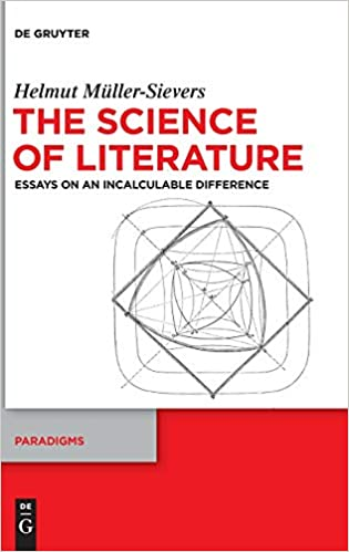 the science of literature essays on an incalculable