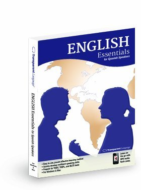 Price comparison product image Essentials English Learning Program for Spanish Speakers Software and MP3 Audio for Win and Mac