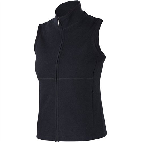 Lightweight Vest Ibex (Ibex Carrie Vest - Women's Black Small)
