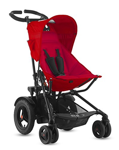 Joovy Toofold Double Stroller Red