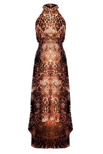 G2 Chic Women's Printed Summer Mid-Length (Urban Chic Dress)