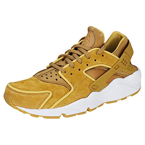 Femme Huarache Air Multicolore Gold de Bronze Chaussures Run 202 Wheat Bronze Muted WMNS Muted Fitness PRM Nike zEqw855