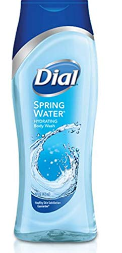 Dial Body Wash, Spring Water with All Day Freshness, 32 Fluid Ounces (Packaging May Vary)