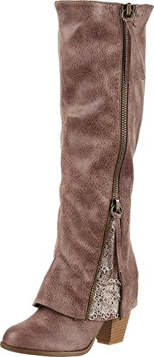 Not Rated Women's Spiffy Taupe Boot